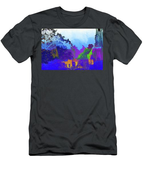 Abstract  Images Of Urban Landscape Series #8 Men's T-Shirt (Athletic Fit)