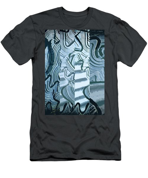 Abstract No. 57-1 Men's T-Shirt (Athletic Fit)