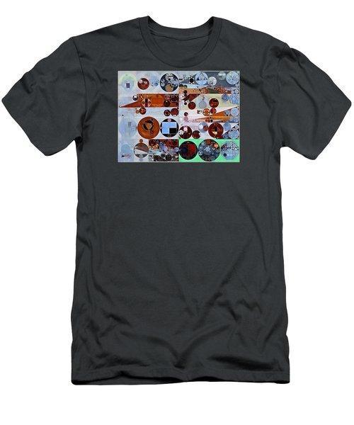 Abstract Painting - Heather Men's T-Shirt (Slim Fit) by Vitaliy Gladkiy