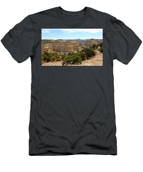 Across Utah  Men's T-Shirt (Athletic Fit)