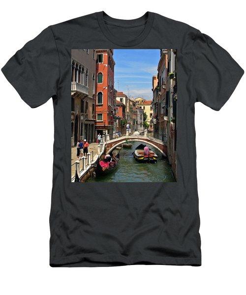 Activity Men's T-Shirt (Athletic Fit)