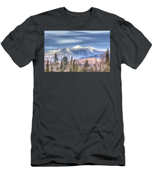 Adirondack High Peaks Men's T-Shirt (Athletic Fit)