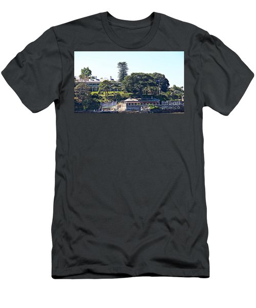 Men's T-Shirt (Slim Fit) featuring the photograph Admiralty House by Stephen Mitchell