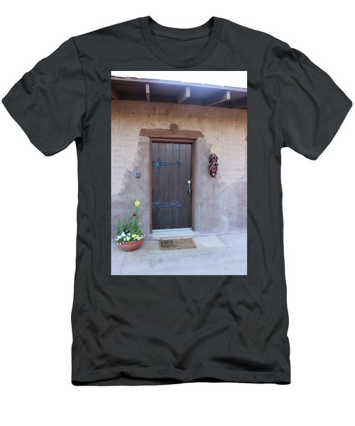 Adobe Door Men's T-Shirt (Athletic Fit)