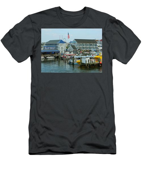 Adult Fun - Ocean City Md Men's T-Shirt (Athletic Fit)