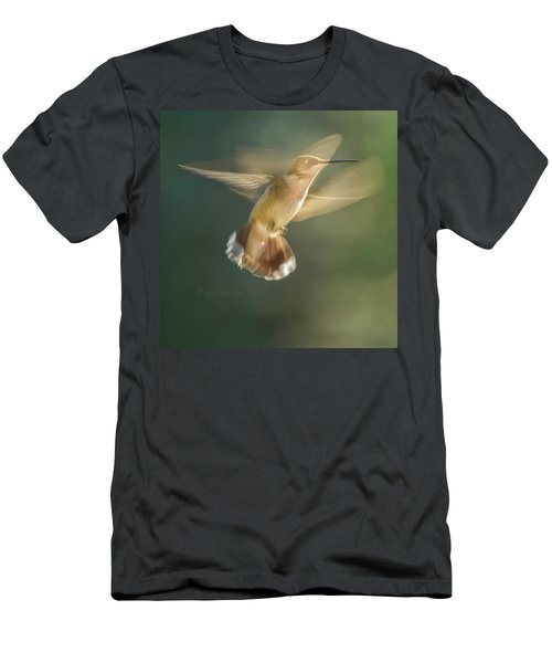 Aerial Dancing.... Men's T-Shirt (Athletic Fit)