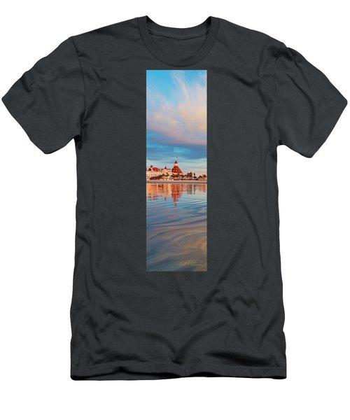 Afloat Panel 3 24x Men's T-Shirt (Athletic Fit)