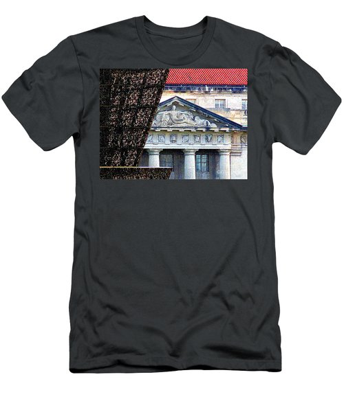 African American History And Culture 5 Men's T-Shirt (Slim Fit) by Randall Weidner