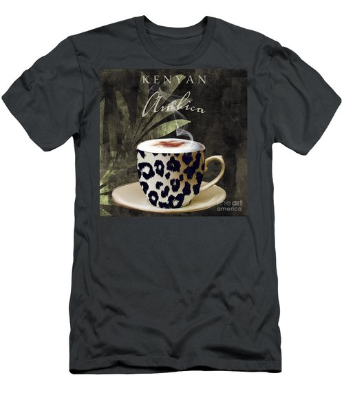 Afrikan Coffees IIi Men's T-Shirt (Athletic Fit)