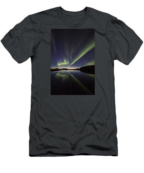 After Sunset I Men's T-Shirt (Athletic Fit)