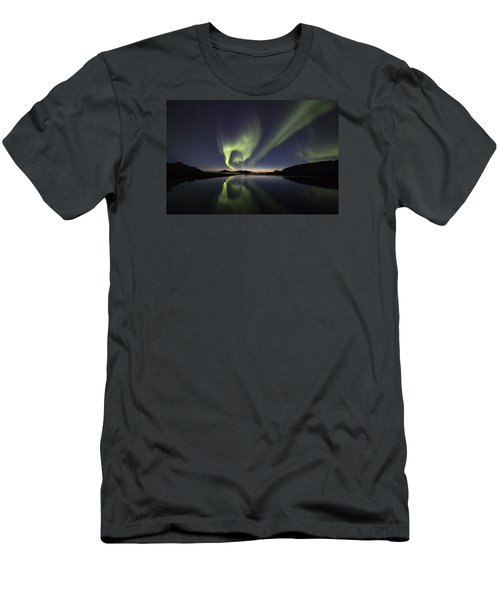 After Sunset II Men's T-Shirt (Athletic Fit)
