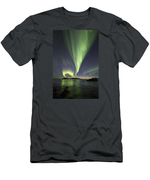 After Sunset IIi Men's T-Shirt (Athletic Fit)
