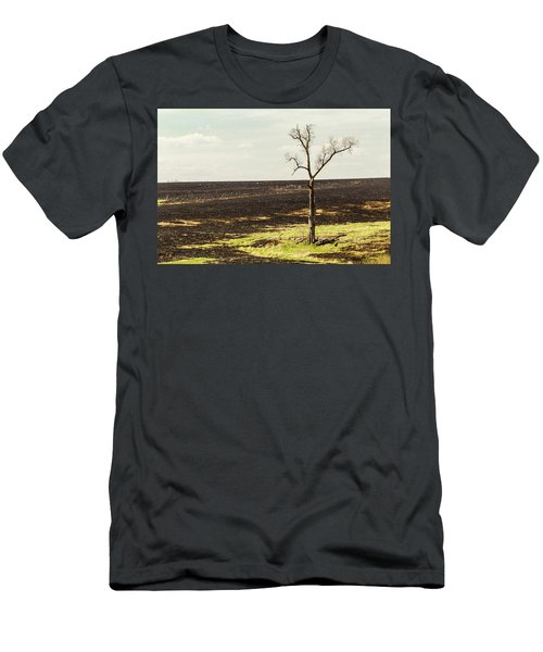 After The Fire Men's T-Shirt (Athletic Fit)