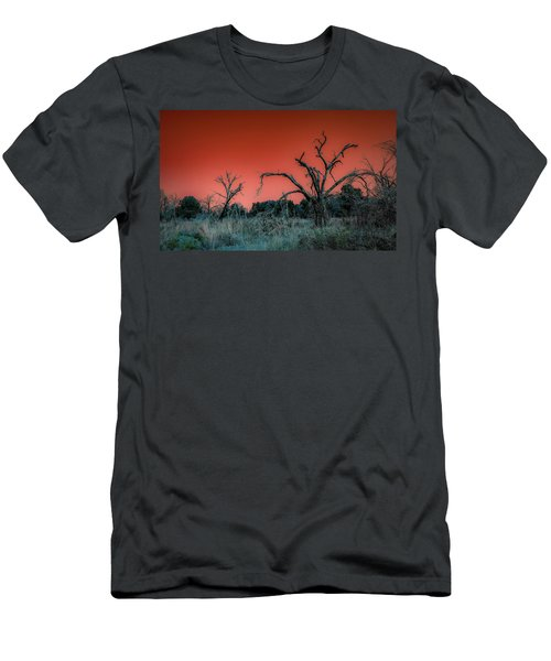 After The Hurricane Wars Men's T-Shirt (Athletic Fit)