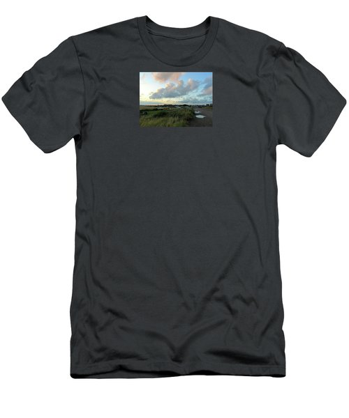 Men's T-Shirt (Slim Fit) featuring the photograph After The Rain by Anne Kotan