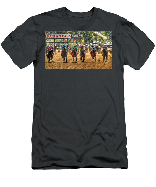 After The Start Men's T-Shirt (Athletic Fit)