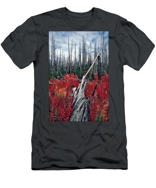 Afterburn Men's T-Shirt (Athletic Fit)