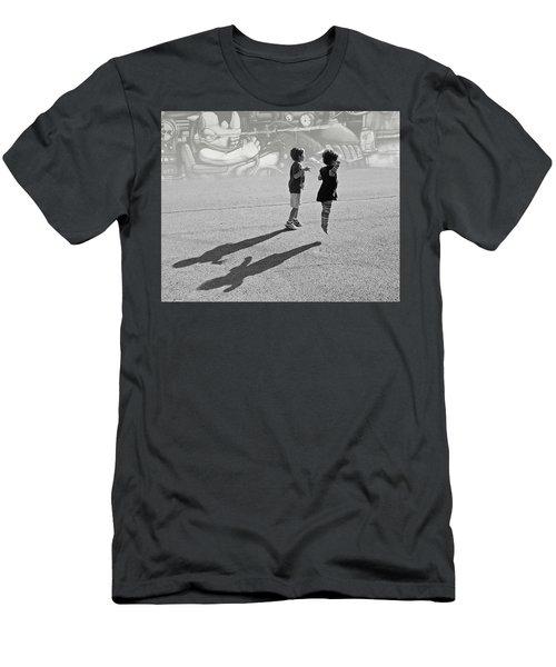Against Gravity Men's T-Shirt (Athletic Fit)