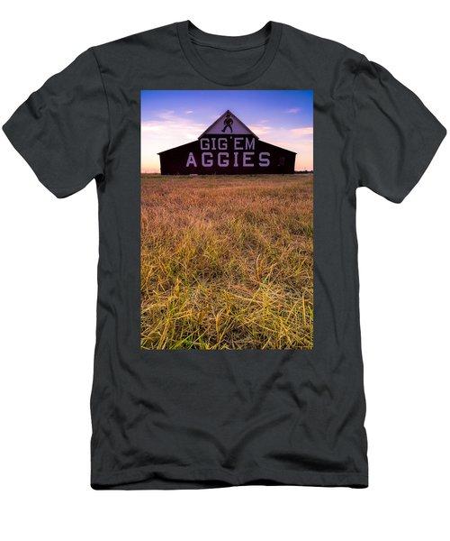 Aggie Land Men's T-Shirt (Athletic Fit)