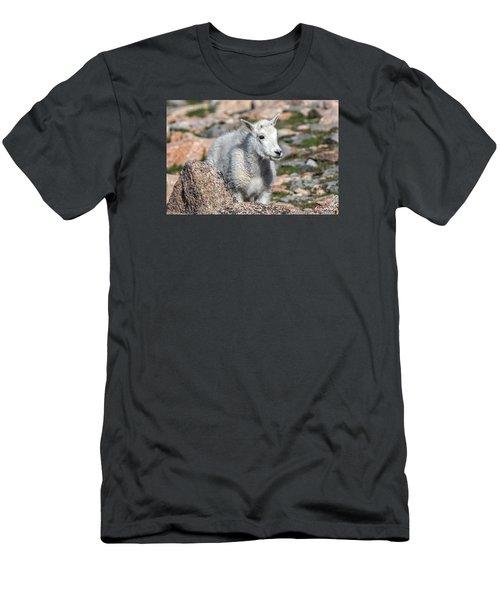 Ahhh Da Baby Men's T-Shirt (Slim Fit) by Stephen  Johnson