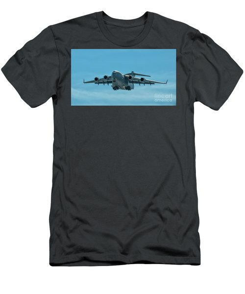Air Mobility Command Men's T-Shirt (Athletic Fit)