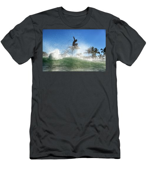 Air Show Men's T-Shirt (Athletic Fit)
