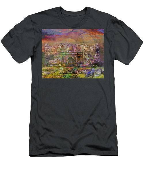 Alamo - After The Fall Men's T-Shirt (Athletic Fit)