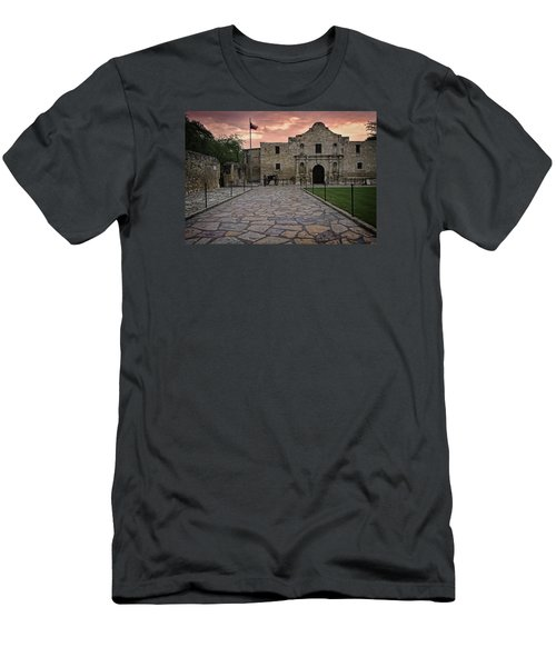 Alamo Men's T-Shirt (Slim Fit) by John Gilbert