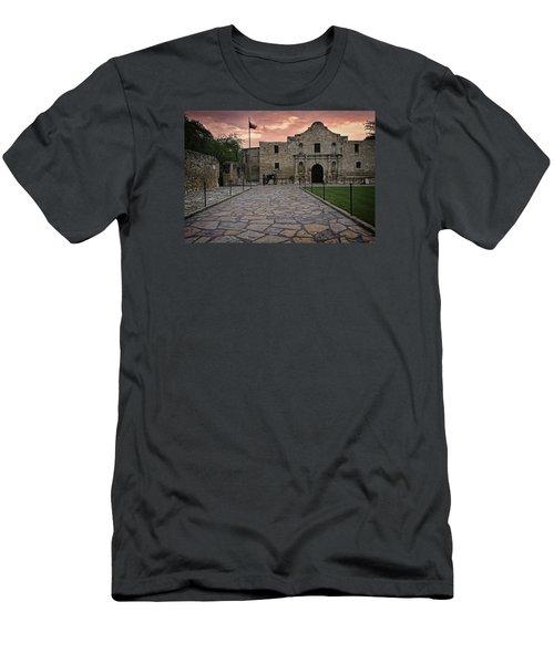 Alamo Men's T-Shirt (Athletic Fit)