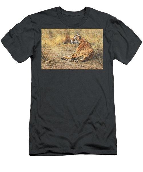 Alarm Call Men's T-Shirt (Athletic Fit)