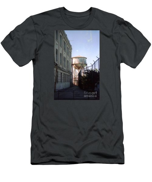 Alcatraz Water Tank  Men's T-Shirt (Athletic Fit)