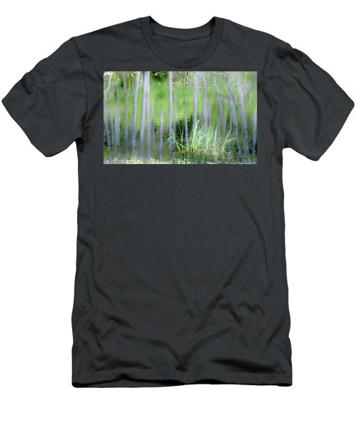 Alder Reflections Men's T-Shirt (Athletic Fit)