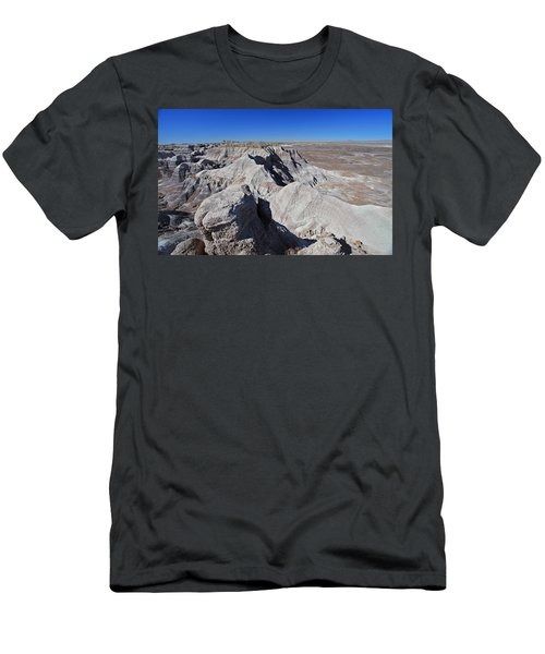 Alien Landscape Men's T-Shirt (Slim Fit) by Gary Kaylor