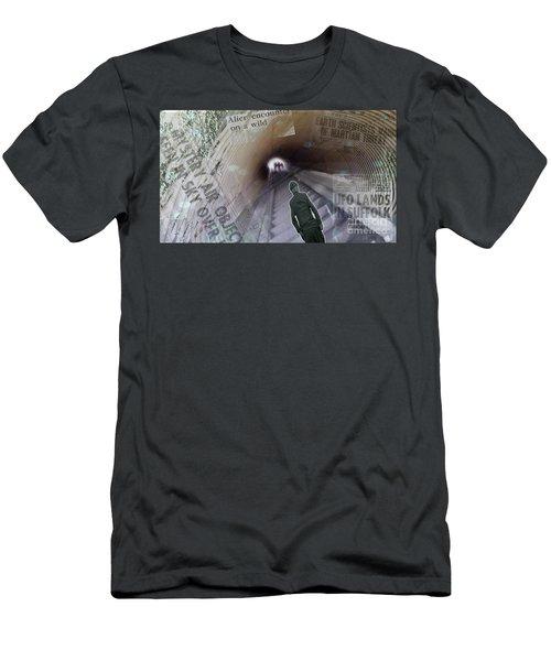 Aliens Men's T-Shirt (Athletic Fit)