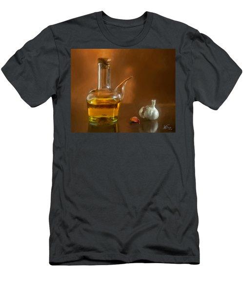 Alioli Men's T-Shirt (Athletic Fit)