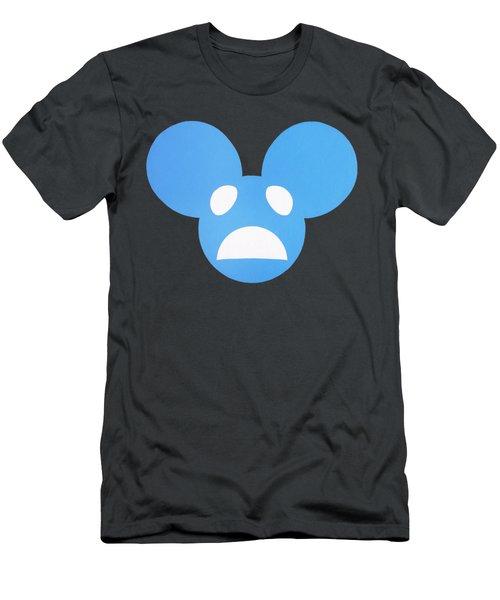 Alivemau6 Remix Men's T-Shirt (Athletic Fit)
