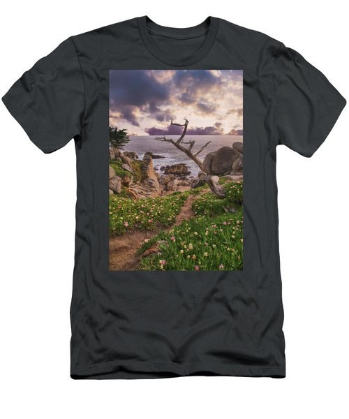 All Along Men's T-Shirt (Athletic Fit)
