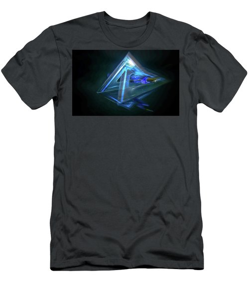 All Angles Covered Men's T-Shirt (Slim Fit) by Mark Dunton
