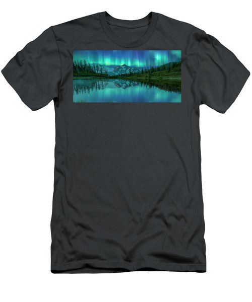 Men's T-Shirt (Slim Fit) featuring the photograph All In My Mind by Jon Glaser