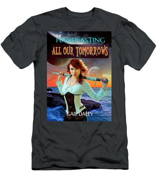 All Our Tomorrows Men's T-Shirt (Slim Fit)