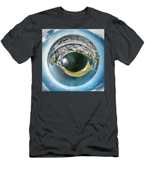 All Seeing Eye Men's T-Shirt (Athletic Fit)