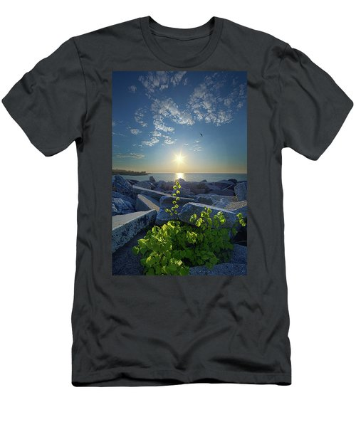 All Things Are Possible Men's T-Shirt (Athletic Fit)