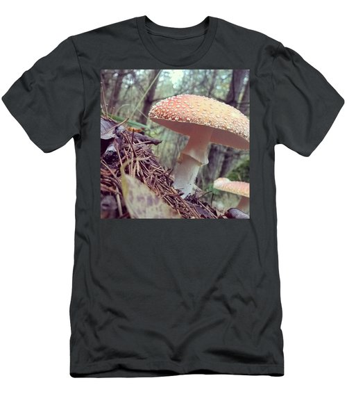 Alle Unter Einem Hut.  #mushrooms Men's T-Shirt (Athletic Fit)