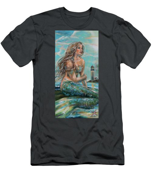 Allexis Men's T-Shirt (Athletic Fit)