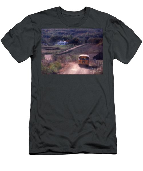 Almost Home Men's T-Shirt (Slim Fit) by Garry McMichael