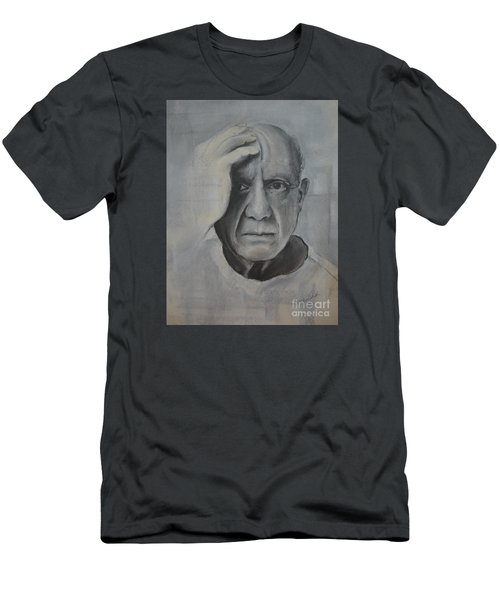 Almost Picasso Men's T-Shirt (Athletic Fit)