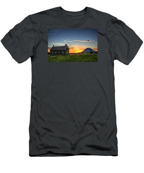 Almost Sunrise Men's T-Shirt (Athletic Fit)
