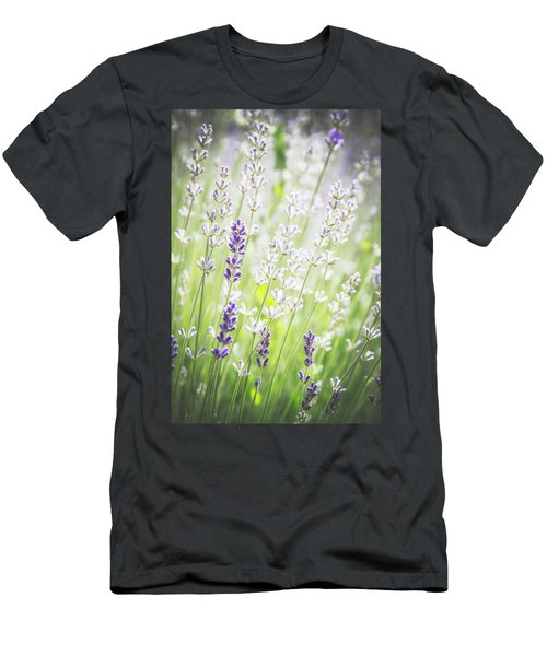 Almost Wild..... Men's T-Shirt (Slim Fit) by Russell Styles
