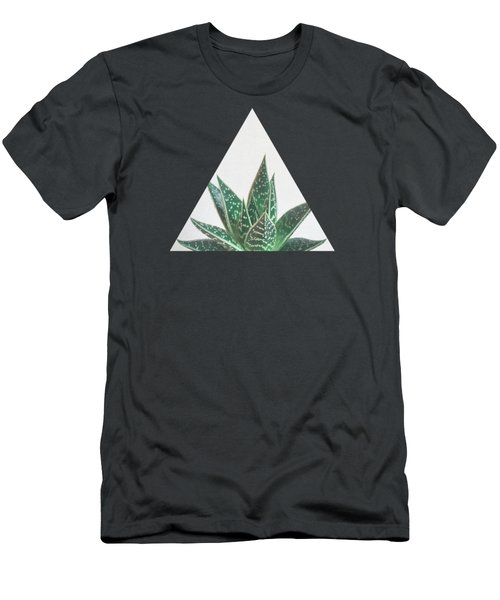 Aloe Tiki Men's T-Shirt (Athletic Fit)