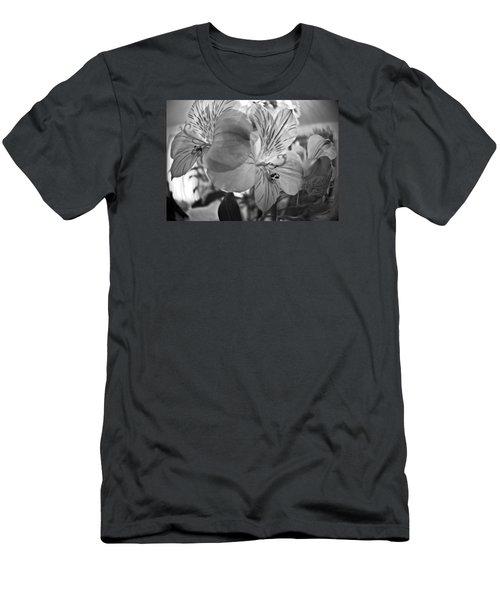 Alosteria 12 Men's T-Shirt (Slim Fit) by Simone Ochrym